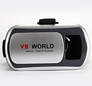 cheap -VR Virtual Reality 3D Glasses for Mobile Phone Mobile VR Headset Plus