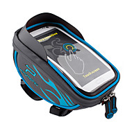 cheap -PROMEND Bike Bag 1.5 Reflective Strip Reflective Waterproof Zipper Wearable Shockproof Multifunctional Touch Screen Phone/IphoneBicycle