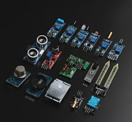 16 Types Sensor Module Kit For Arduino Raspberry Pi  For Arduino