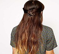 Женский Сплав металлов Заставка-Особые случаи На каждый день на открытом воздухе Заколка для волос Заколки для волос Шпилька 1 шт.