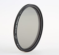 orsda® nd2-400 77mm recubierto (16 capas) de filtro ajustable FMC
