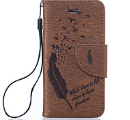 Embossed Card Can Be A Variety Of Colors Cell Phone Holster For iPhone 5/5S/SE