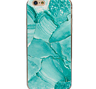 Creative Art Painted Marble Relief TPU Phone Case for iPhone 5/5S/SE/6/6S/6S Plus/6S Plus