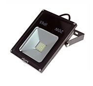 Недорогие -LED прожекторы Портативные Водонепроницаемый Декоративная Холодный белый 220-240V Уличное освещение