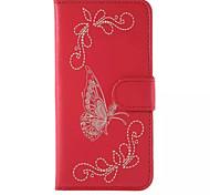 PU Leather Wallet Flip For Samsung Galaxy S5/S5 Mini/S6/S6 Edge/S6 Edge +/S7/S7 Edge