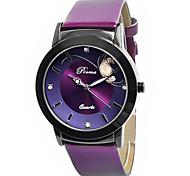 2016 Fashion Watch Women PU Leather Strap Quartz Watch Relogio Feminino Brand Women Dress Watch Clock