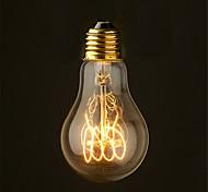 cheap -40W 2700K Vintage Edison Bulb A19 Antique Filament Style Incandescent Light Bulbs Medium(AC220-240V)