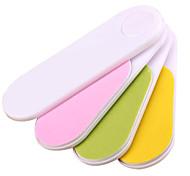Недорогие -sandepin ® четыре способа буферов для ногтей в одном наборе случайных цветов пакета