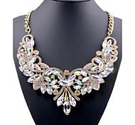 Недорогие -европейская и американская мода кулон ожерелье классический женский стиль