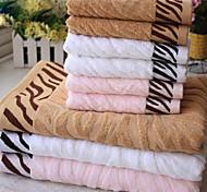 Банное полотенце,Жаккард Высокое качество 100% бамбуковое волокно Полотенце