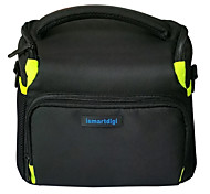 cheap -ismartdigi i106 Camera Bag for All DSLR DV Nikon Canon Sony Olympus...Cameras(Green/Red)