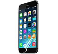 """[3 шт] профессиональный высокая прозрачность ЖК ясна протектор с чистящей тканью для Iphone 6 экран (4.7 """")"""