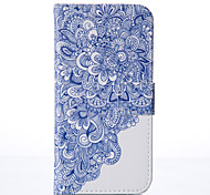 Недорогие -для Samsung Galaxy a3 a5 +2017 цветка кожаного бумажника для Samsung Galaxy a3 a5 a7 2016 2017
