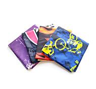 Банданы Велоспорт Дышащий С защитой от ветра Защита от пыли Мягкий унисекс Оранжевый Королевский синий 100% полиэстер