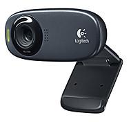 Недорогие -Logitech® C310 HD видео с пшеницей ноутбук настольный компьютер сетевой камеры