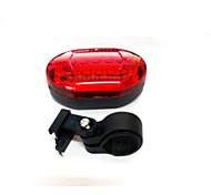 Недорогие -Задняя подсветка на велосипед LED LED Велоспорт Компактный размер / Маленький размер AAA 50 Люмен Батарея красный Велосипедный спорт-