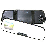 Travel Recorder Night Vision Vehicle  1080P HD rear view mirror driving recorder