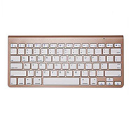 Ultra Slim Thin Design 2.4GHz Wireless Keyboard for Desktop Laptop PC Computer