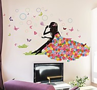 Cartoon Wall Stickers Plane Wall Stickers Decorative Wall Stickers Wedding Stickers,Vinyl Home Decoration Wall Decal For Wall