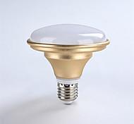 8.5w e26 / e27 led bulbos de globo br 30 smd 5730 850-900lm blanco frío 6000-6500k impermeable decorativo ca 220-240v