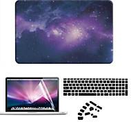 cheap -MacBook Case for Full Body Cases sky / Cartoon Plastic Macbook Air 11-inch / MacBook Pro 15-inch with Retina display / MacBook Pro