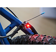 cheap -Safety Lights LED LED Cycling Super Light Small Size C-Cell 100 Lumens Battery Cycling/Bike