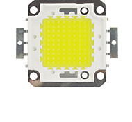 cheap -100W 10000LM 6000K LED Cold White Chip Cool White Bulb High Power Energy Saving Lamp Chip (DC 30-33V)