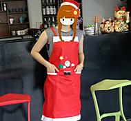как мужчины и женщины Фартук бытовой отель ресторан официантом одежды рождественские украшения