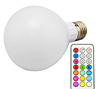 10W E26/E27 Lampadine LED smart G95 1 leds Illuminazione LED integrata Oscurabile Controllo a distanza Colori primari 3000lm 3000+RGB(K)K