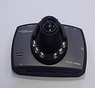 Allwinner Full HD 1920 x 1080 Автомобильный видеорегистратор 2,4 дюйма Экран Автомобильный видеорегистратор
