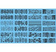 baratos -12 Transferência de água adesivo Fashion Diário Alta qualidade