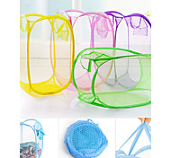 The Hamper Portable Cute Cartoon Basket Artistic (Random Colours)