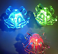 Недорогие -акриловый сияющий колорит колокол ночь свет вспышка небольшой ночной день рождения подарок красочный свет