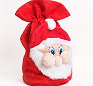 держатели подарочные рождественские украшения Санта большой мешок чулок большие подарочные пакеты хо-хо Рождество Санта-Клауса