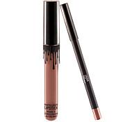 Lip Kit Cosmetic Lipstick  Lip Gloss Liquid Matte Lipstick Lip Liner Lip Kit