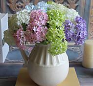 Недорогие -Искусственные Цветы 3 Филиал Современный Гортензии Букеты на стол