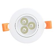 LED даунлайт Холодный белый Светодиодная лампа 1 шт.