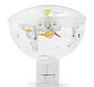 abordables -YouOKLight Luces Bajo el Agua Portátil Fácil Instalación Impermeable Decorativa Iluminación Exterior Baño RGB <5V