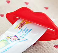 abordables -Pasta de dientes Exprimidor Alta calidad Moderno 1pc - Baño del hotel Accesorios Baño accesorios de ducha