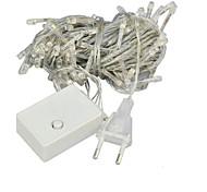 Недорогие -100 светодиоды Белый Компонуемый AC220 AC 220V