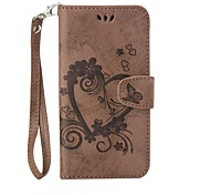 for Xiaomi Redmi Note 3 Full Body Heart Embossed Leather Wallet