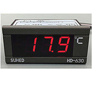 HD630 Embedded Car Water Temperature Display Table Digital Thermometer