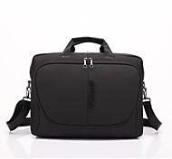 Недорогие -15,6-дюймовый водонепроницаемый нейлон ткань ноутбук сумка сумка для Macbook / Dell / HP / Sony / Асера / поверхности и т.д.