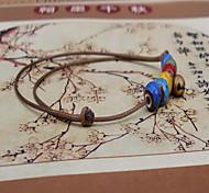 matériau cheville / bracelet en forme de matériau caractéristique montré la quantité de bijoux des femmes couleur