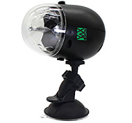 YWXLight® Festoon LED Stage Lights Rotatable 300-400lm RGB Rechargeable Waterproof Sound-Activated DC 5V