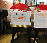 Creative Snowman Chair Set Of Christmas Ornaments