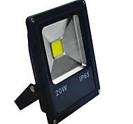 Недорогие -JIAWEN LED прожекторы Простая установка Водонепроницаемый Тёплый белый Холодный белый 85-265V Уличное освещение Гараж / автостоянка