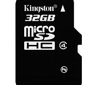 Kingston 32 Гб Карточка TF Micro SD карты карта памяти Class4