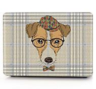 """Case for Macbook 13"""" Macbook Air 11""""/13"""" Macbook Pro 13"""" MacBook Pro 13"""" with Retina display Animal Plastic  Dog MacBook Computer Case"""