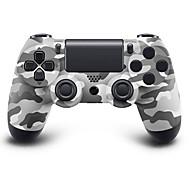 Недорогие -#-P4-CBT003B-Bluetooth-Металл / ABS-Джойстики-ПК / PS4 / Sony PS4-ПК / PS4 / Sony PS4-Перезаряжаемый / Игровые манипуляторы / Bluetooth